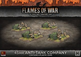 45mm Anti-Tank Company (plastic) 1