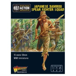Japanese Bamboo Spear Fighters 1