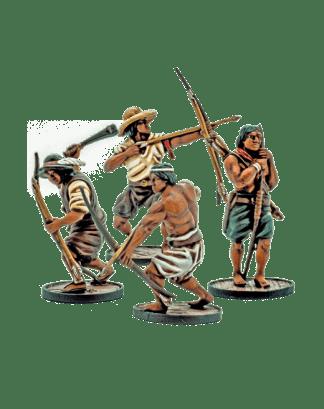 Milicianos Indios Unit 1