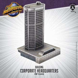 Monsterpocalypse Corporate HQ 1