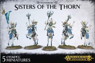 Sisters of the Thorn / Wild Riders 1