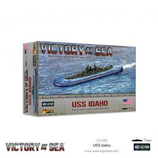 Victory at Sea: USS Idaho 1