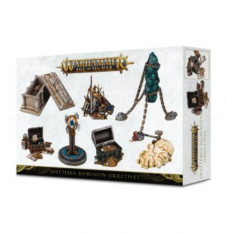 Age of Sigmar Shattered Dominion Objective Markers 1