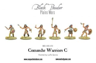 Comanche Warriors C 1