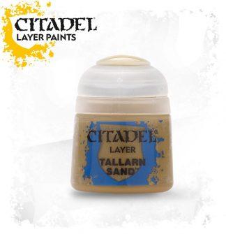Citadel Layer: Tallarn Sand 1