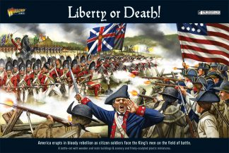 Liberty or Death: American War of Independence 1