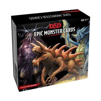 D&D: Monster Cards Epic Monsters 1