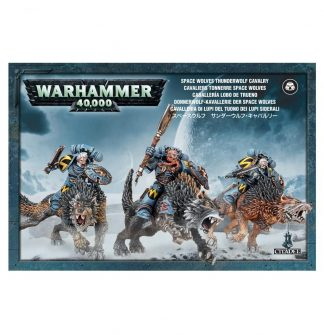 Space Wolves Thunderwolf Cavalry 1