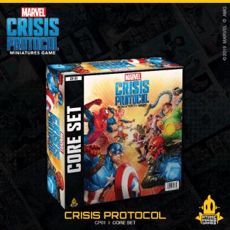 Marvel Crisis Protocol Core Set 1