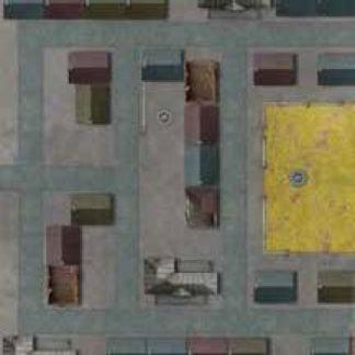 Caen Game Mat (36 x 36) 1