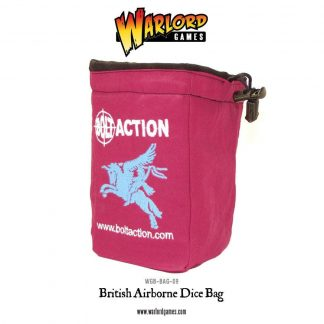 British Airborne Dice Bag 1