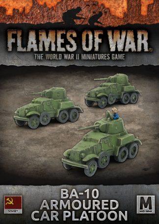 BA-10 Armoured Car Platoon 1