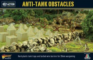 Anti-Tank Obstacles 1