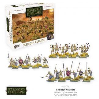 Warlords of Erehwon: Skeleton Warriors 1