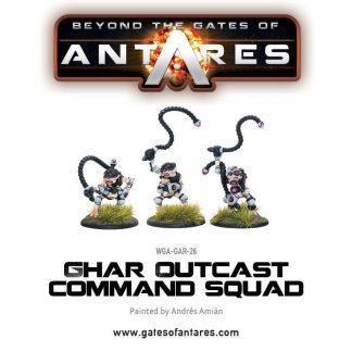 Ghar Outcast Command Squad 1