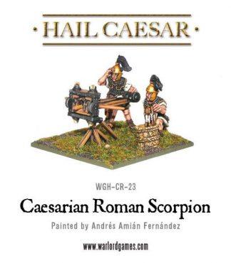 Caesarian Roman Scorpion 1
