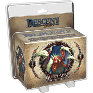 Descent 2nd Ed: Queen Ariad 1