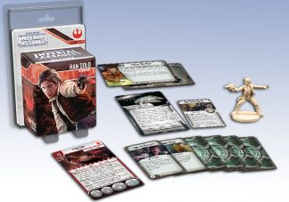 Han Solo Ally Pack 1