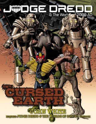 Judge Dredd RPG Cursed Earth 1