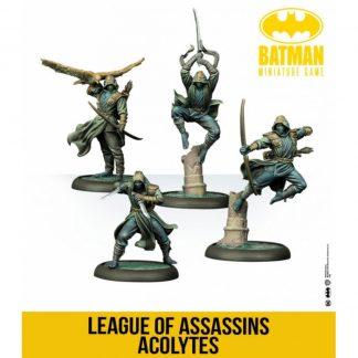 League Of Assassins Acolytes 1