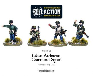 Italian Airborne Command 1