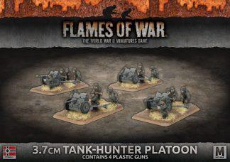 3.7cm Tank Hunter Platoon (plastic) 1