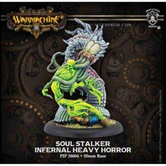 Infernal Heavy Horror, Soul Stalker 1