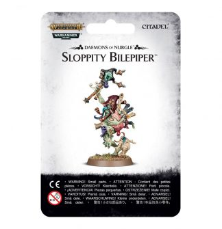 Sloppity Bilepiper, Herald of Nurgle 1