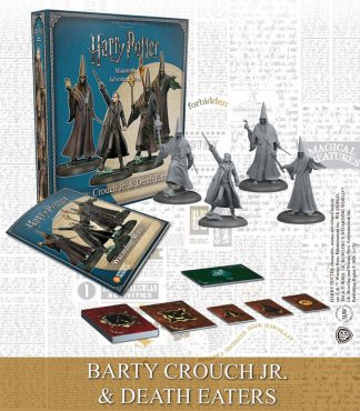 Harry Potter: Barty Crouch Jr. & Death Eaters 1