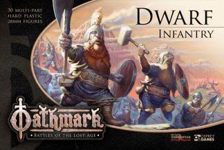 Oathmark Dwarf Infantry 1