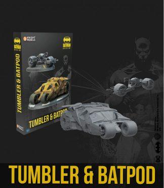 Tumbler & Batpod 1
