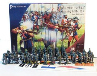 Mercenaries' European Infantry 1