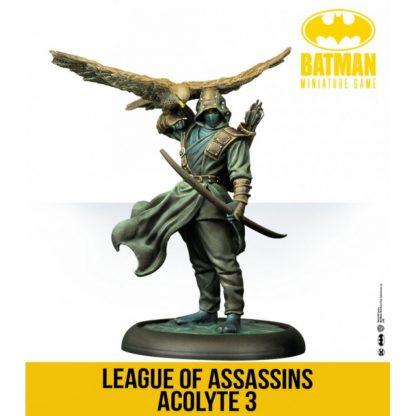 League Of Assassins Acolytes 4