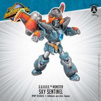 Monsterpocalypse G.U.A.R.D. Monster Sky Sentinel 1