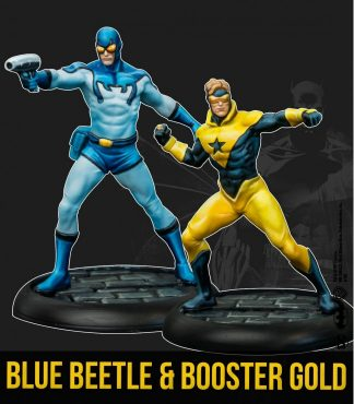 Blue Beetle & Booster Gold (multiverse) 1