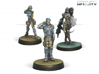 Dire Foes Mission Pack 1: Train Rescue 1