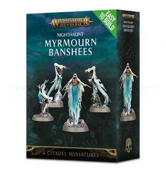 Easy to Build: Myrmourn Banshees 1