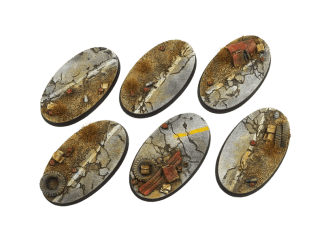Highway Bases, Oval 60mm (4) 1