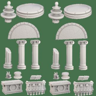 Terrain Crate: Temple 1