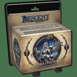 Descent 2nd Ed: Bol'Goreth 1