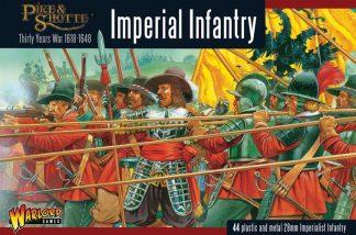 Imperialist Infantry Regiment boxed set 1