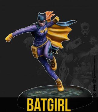 Batgirl Rebirth (multiverse) 1