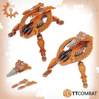 Shaltari Tarantula / Birdeater Battlestrider 1