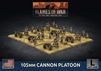 US 105mm Cannon Platoon 1