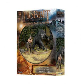 The Hobbit: Beorn & Bear 1