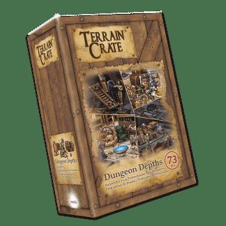 Terrain Crate: Dungeon Depths 1