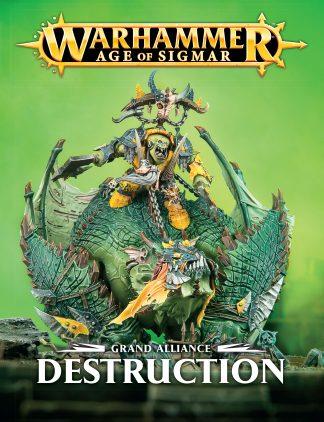 Grand Alliance: Destruction 1