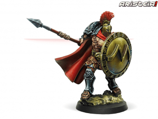 Aristeia! Maximus (Thermopylae) 1