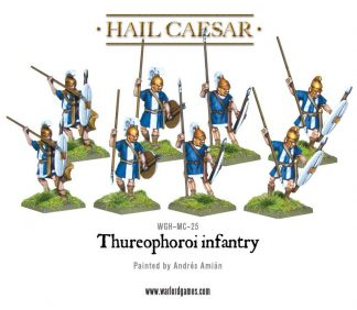 Thureophoroi Infantry 1