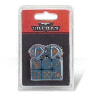 Kill Team: Elucidan Starstriders Dice 1